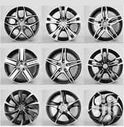 Rims 15 For Mark X Toyota Premio And Toyota Fielder | Vehicle Parts & Accessories for sale in Nairobi, Nairobi Central