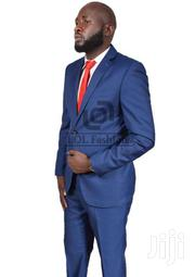 Suits In Different Colors Black Plain/Stripped, Nevyblue Plain/Strippe | Clothing for sale in Homa Bay, Mfangano Island