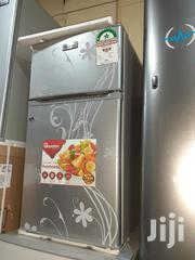 90 Litres Double Door Direct Cool Fridge, Silver | Kitchen Appliances for sale in Nairobi, Nairobi Central
