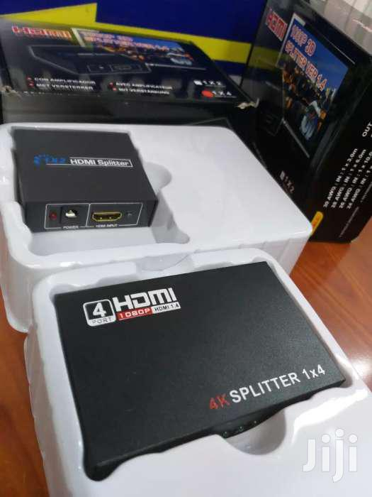4port And 2port 1080p Hdmi Splitters