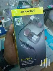 AWEI ES 20TY High Performance Wired In-ear Earphones | Headphones for sale in Nairobi, Nairobi Central