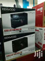 PA-W801B Kenwood Selfpowered Woofer With Remote | Vehicle Parts & Accessories for sale in Nairobi, Nairobi Central