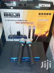 Ahuja High Quality Wireless Mic | Musical Instruments & Gear for sale in Nairobi, Nairobi Central