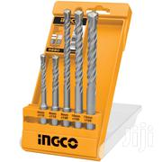 INGCO 5 Pc SDS Plus Hammer Drill Bit Set - AKD2052 | Electrical Tools for sale in Nairobi, Nairobi Central