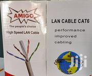 305m Amigo High Speed Cat6 Lan Utp Cable | Accessories & Supplies for Electronics for sale in Nairobi, Nairobi Central