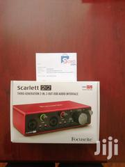 Focusrite Scarlett 2i2 (3rd Gen) USB Audio Interface With Pro Tools | Audio & Music Equipment for sale in Nairobi, Nairobi Central