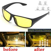 Night Driving Glasses Anti Glare Vision Driver Safety Sunglasses | Clothing Accessories for sale in Nairobi, Nairobi Central
