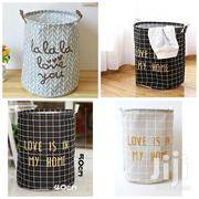Canvas Laundry Basket Big | Home Accessories for sale in Nairobi, Nairobi Central