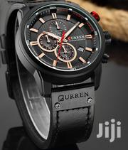 Genuine CURREN LEATHER Watch + Gift Box | Watches for sale in Nairobi, Nairobi Central