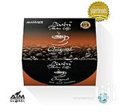 """Aimglobal """"Alkaline Liven Coffee"""" MEN BOOSTERS (Original) 