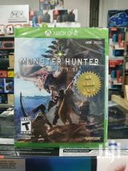 Monster Hunter World Xbox One | Video Game Consoles for sale in Nairobi, Nairobi Central
