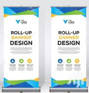 Complete Narrow Base Roll Up Banner | Computer & IT Services for sale in Nairobi, Nairobi Central