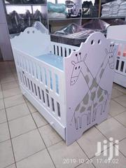 Baby Cot 2x4 With Mattress And Cot Net | Children's Furniture for sale in Nairobi, Umoja II