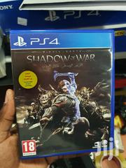 Shadow Of War Ps4 | Video Games for sale in Nairobi, Nairobi Central