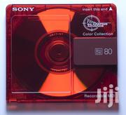 Brand New Sony Mindisc 80 Min | CDs & DVDs for sale in Nairobi, Nairobi Central