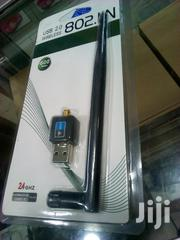 Usb Wifi Adapter With Antenae | Networking Products for sale in Nairobi, Nairobi Central