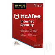 Mcafee Internet Security 2019 Unlimited & 1 Year | Software for sale in Nairobi, Nairobi Central