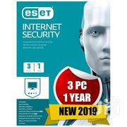 ESET Internet Security 2019 3pc/1yr 365 Days Subscription | Software for sale in Nairobi, Nairobi Central