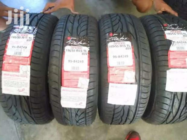 195/55/15 Radar Tyre's Is Made In Indonesia