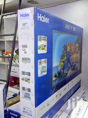 British Haier 55 Inches Android 4K UHD Smart Tv With Google Playstore | TV & DVD Equipment for sale in Nairobi, Nairobi Central
