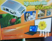 Powered Vga To Rca Vga To Video Converter | Accessories & Supplies for Electronics for sale in Nairobi, Nairobi Central