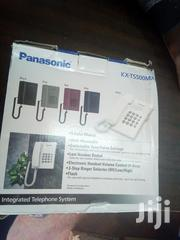 Panasonic KX-TS500 Single Line Corded Telephone | Home Appliances for sale in Nairobi, Nairobi Central