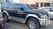 Mitsubishi Montero Sport 2002 Black | Cars for sale in Kajiado, Kitengela