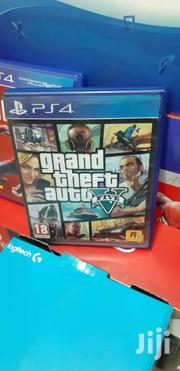 GTA 5 Ps4, Grant Theft Auto 5 For Ps4   Video Games for sale in Nairobi, Nairobi Central