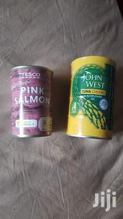 TUNA FISH In Tin (John West ) And Pink SALMON | Meals & Drinks for sale in Nairobi, Nairobi South