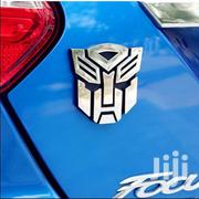 Transformers Badge. | Vehicle Parts & Accessories for sale in Nairobi, Nairobi Central