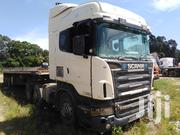 Scania R420 With Bhachu Flatbed Trailer ZC In Good Running Condition | Trucks & Trailers for sale in Mombasa, Changamwe