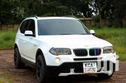 BMW X3 2007 2.5si Sport White   Cars for sale in Nairobi, Westlands
