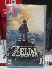 Nintendo Switch The Legend Of Zelda Breath Of The Wild | Video Games for sale in Nairobi, Nairobi Central