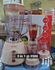 3 in 1 Signature Blender | Kitchen Appliances for sale in Nairobi, Ziwani/Kariokor