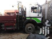5tons Self Loading Crane Mercedes 2634 Double Diff Excellent Condition | Heavy Equipment for sale in Mombasa, Changamwe