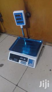 30 Kgs Butchery And Cereal Digital Weighing Scale Machine | Store Equipment for sale in Nairobi, Nairobi Central
