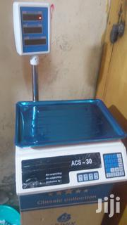 30 Kgs Butchery And Cereal Digital Weighing Scale Machine   Store Equipment for sale in Nairobi, Nairobi Central