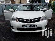 New Toyota Fielder 2013 White | Cars for sale in Nairobi, Kileleshwa