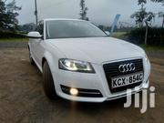 Audi A3 2013 White | Cars for sale in Nairobi, Lavington