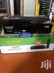 Iconix Free To Air Decoder | TV & DVD Equipment for sale in Nairobi, Nairobi Central