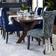 6 Seater Dining Table Set (Tufted Seats) | Furniture for sale in Nairobi, Riruta