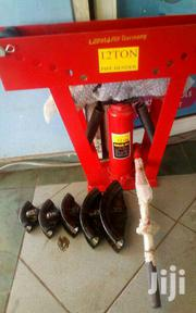 "Brand New AICO 1/2 4"" Pipe Bending Machine. 