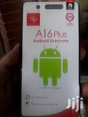 New Itel A16 Plus 8 GB Gold   Mobile Phones for sale in Nairobi, Nairobi Central