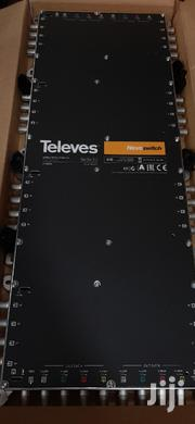 Televes Satellite Multiswitch 32 Way 2 Inputs | Audio & Music Equipment for sale in Nairobi, Nairobi Central