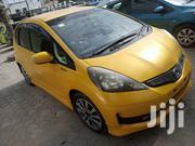 Honda Fit Sport Automatic 2012 Yellow | Cars for sale in Mombasa, Tudor