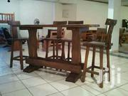 Mahogany Restaurant 4seater Dinning | Furniture for sale in Nairobi, Nairobi Central