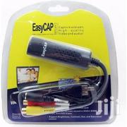 Easycap USB DVR Easy Capture Video Adapter With Audio Cable | Accessories & Supplies for Electronics for sale in Nairobi, Nairobi Central
