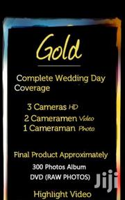 Wedding Photography Gold Pack With A Surprice Gift | Photography & Video Services for sale in Nairobi, Kahawa West