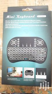 For Smart TV Box PC Android H18 Wireless Keyboard Air Mouse Full   Accessories & Supplies for Electronics for sale in Nairobi, Embakasi