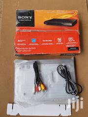 Sony Progressive Scan DVD Player. | TV & DVD Equipment for sale in Nakuru, Olkaria